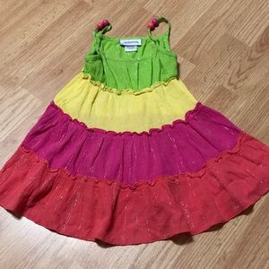 Youngland Girls Dress Size 2T
